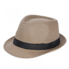 Kockás kalap