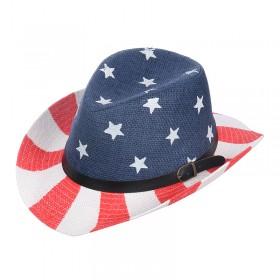 USA mintás kalap