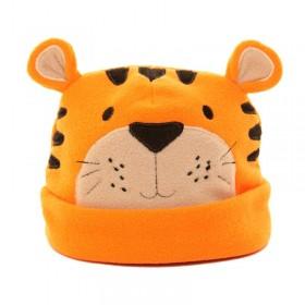 Tigrises, polár gyerek sapka