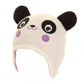 Pandamacis kötött lány sapka