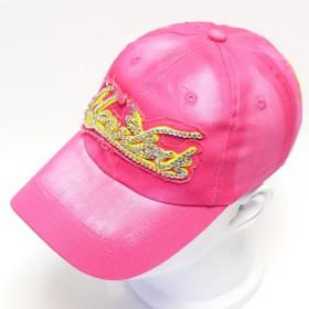 Pink női baseball sapka - New York